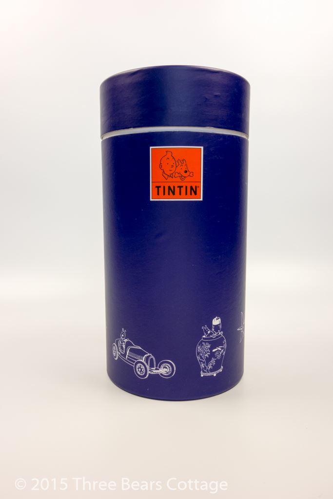 Tintin Resin Rocket
