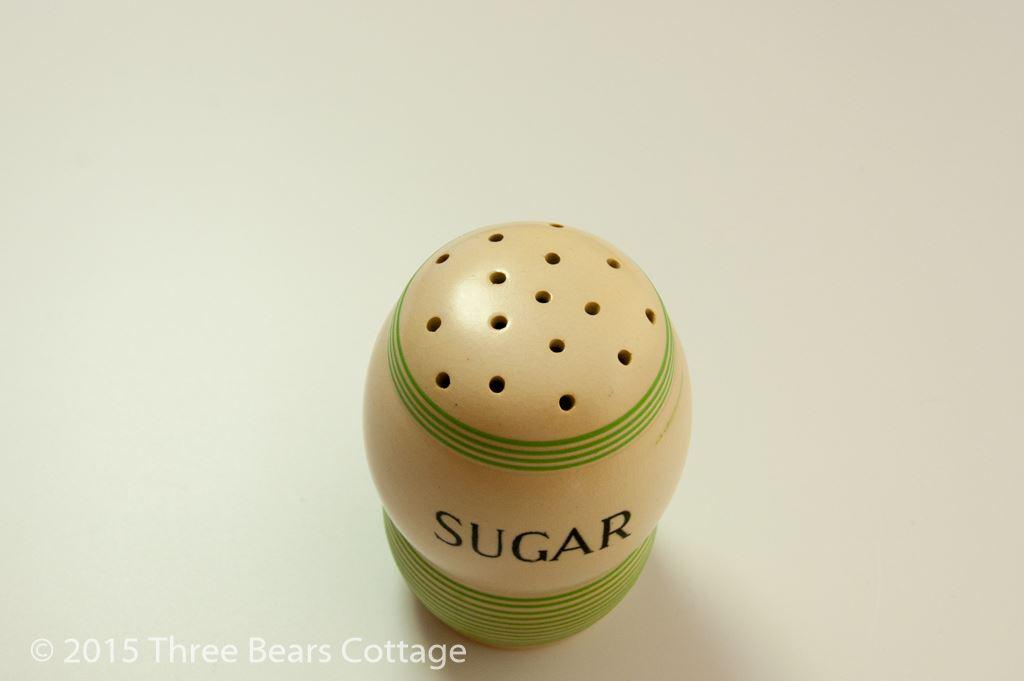 T G Green Streamline Sugar Sifter