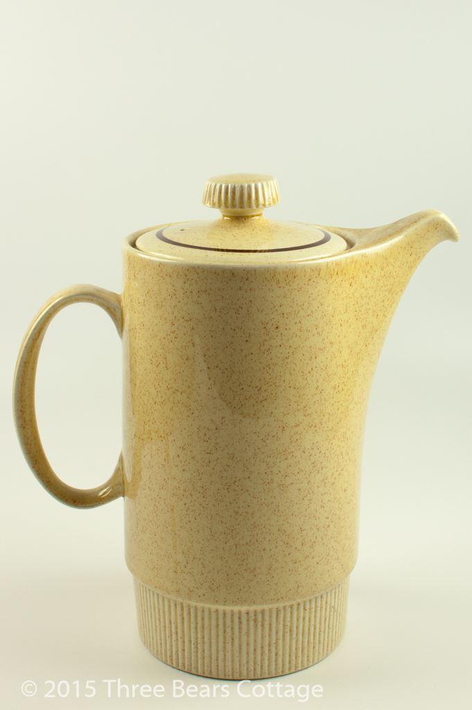 Poole Broadstone Coffee Set