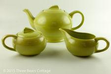 Sadler Art Deco Tea Set