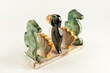 Heather Swain Puffin and Seahorse Toast Rack