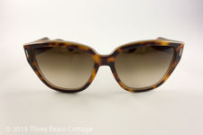 Miu Miu Tortoiseshell Cats Eye Sunglasses