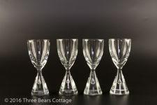 Holmegaard Princess Single Shot Glasses