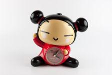 Pucca Alarm Clock