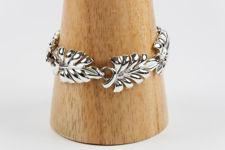 Coro Leaf Bracelet