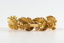 Napier Leaf Bracelet