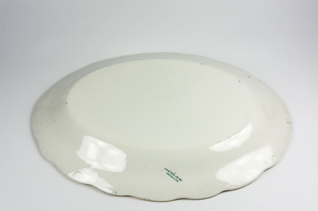 "F Winkle & Co Large Oval ""Rothesay"" Platter"