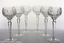Nachtmann Traube Clear Lead Crystal Wine Glasses