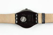 Swatch Black Nachtigall Irony Gents' Watch