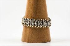 Kramer Silver & Gold Tone Bracelet
