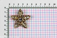 Napier Snowflake Brooch