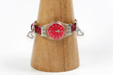 """Swatch """"Candle Dinner"""" Ladies Watch"""