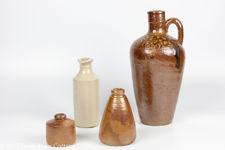 Campos Filhos and Victorian Salt Glazed Bottle Collection