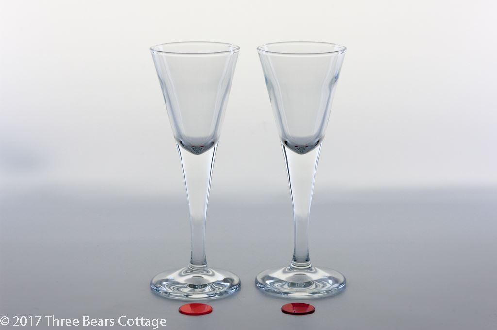Long Stemmed Liqueur Or Shot Glasses