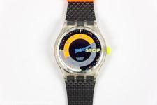 """Swatch """"Coffee Break"""" Unisex Watch"""