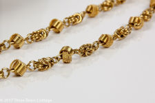 Vendome Knotted Choker Necklace