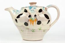 Heather Swain Rabbit Teapot