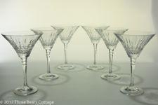Inn Crystal Austrian Lead Crystal Champagne Or Cocktail Glasses