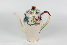 "Royal Cauldon ""Victoria"" Coffee Pot"