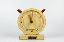 Wooden School Teaching Clock