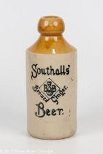 Southalls' Ginger Beer Bottle