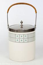 WMF Wächtersbach Art Deco Jugendstil Biscuit Barrel