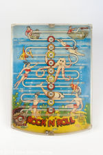 Marx Toys Rock n Roll Game of Skill