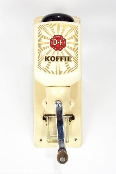 Douwe Egberts Wall Mounted Coffee Grinder
