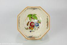 Crown Ducal Ware Octagonal Bowl