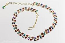 Trifari Aurora Borealis Necklace