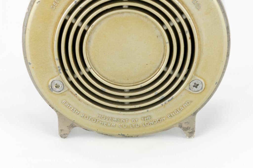 Rototherm Joseph Lucas Space Age Desktop Thermometer