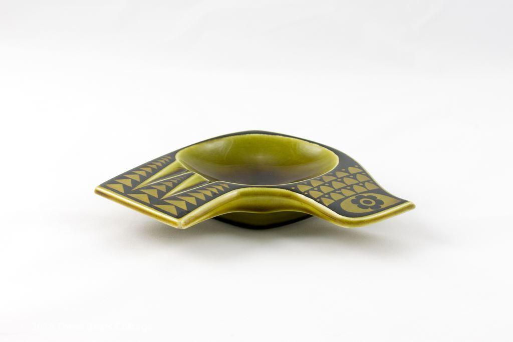 Hornsea Pottery John Clappison Bird Dish