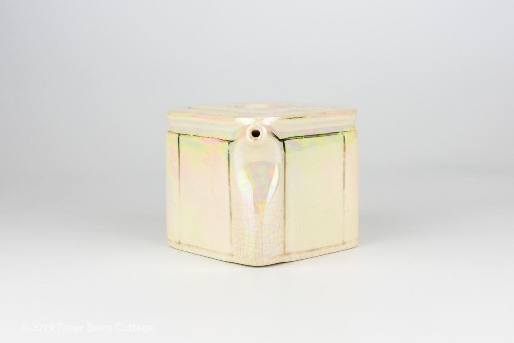 Arthur Wood Iridescent Cube Teapot