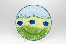 Price & Kensington Blue Sheep Design 8 inch 20 cm Plates