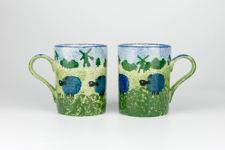 Price & Kensington Blue Sheep Design Mugs