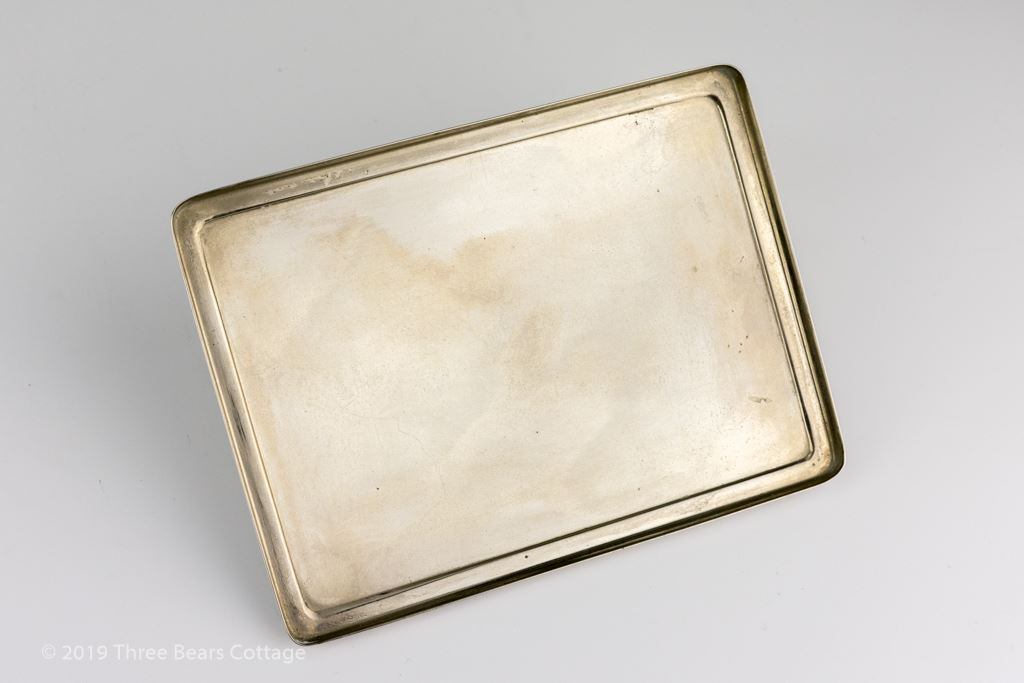 WMF Wächtersbach Art Deco Modernist Sardine Dish