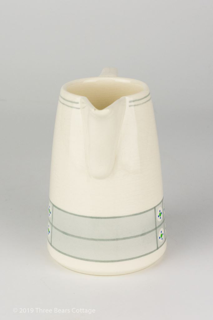 WMF Wächtersbach Art Deco Modernist Cream Jug