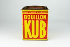 Large Bouillon Kub Tin