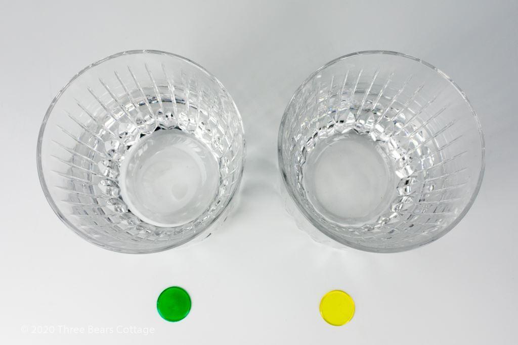 "Royal Doulton Crystal ""Manhattan"" Tumblers"