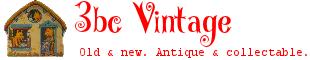Three Bears Cottage Vintage Shop logo